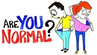 Нормальны ли вы? [AsapSCIENCE]