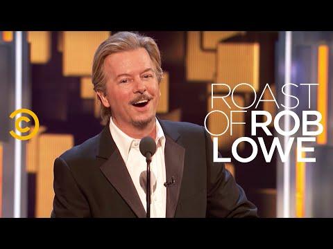 Roast of Rob Lowe - David Spade - The Art of Acting