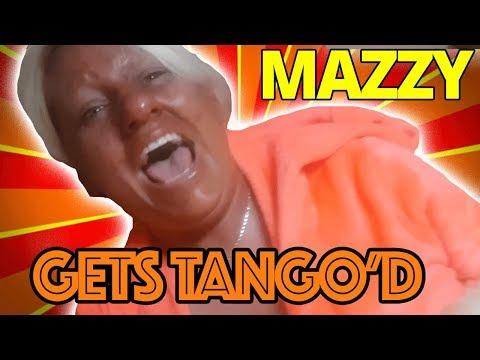 Mazzy Gets Tango'd In Bognor Regis