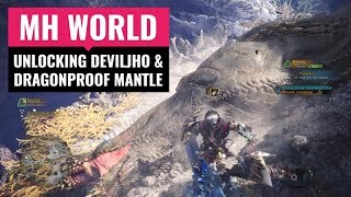 Monster Hunter World   Deviljho Weakness and Unlocking Special Assignment