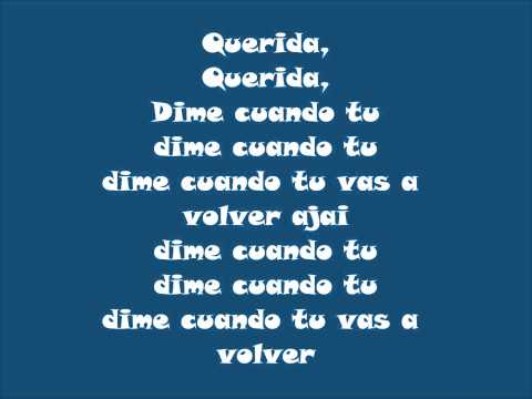 Querida - Juan Gabriel (Letra) mp3