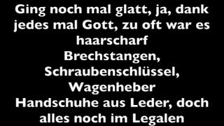 Nate57 - Gesetzlos (Lyrics)