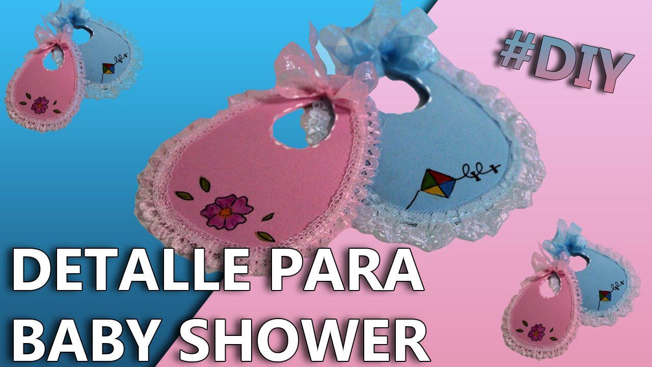 como hacer un detalle para baby shower ideas para baby
