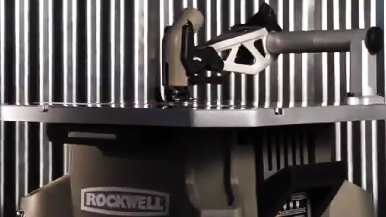 Introducing The Rockwell Bladerunner Rk7321 Youtube