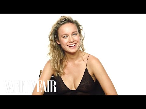 Talking to Brie Larson Behind the Scenes of our Hollywood Issue Cover Shoot