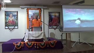 Prepare to Win - Talk by Swami Swatmananda - Workshop for the Youth -  April 2019