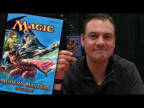 Modern Masters 2015 Crack-A-Pack #15 with Marshall Sutcliffe at Grand Prix Las Vegas
