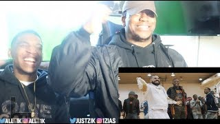 "BlocBoy JB & Drake ""Look Alive"" Prod By: Tay Keith (Official Music Video)- REACTION"