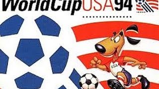 World Cup USA 94 Gameplay HD✔ Sega Genesis Mega Drive let's play Walkthrough