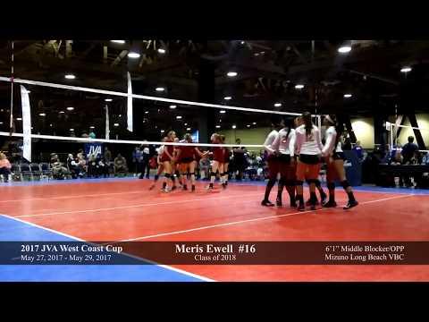 mizuno long beach rockstar volleyball club 17 womens