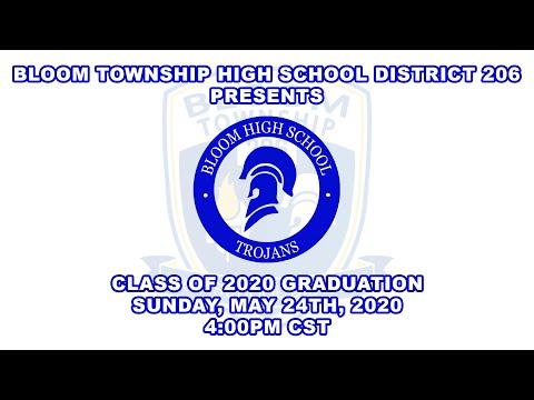 Class of 2020 Bloom High School Virtual Ceremony