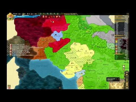 Let's Play Europa Universalis III Divine Wind Delhi Part III: Evolve!