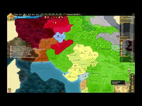 Let's Play Europa Universalis III Divine Wind Delhi Part III: Evolve!