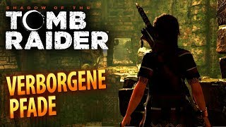 Shadow of the Tomb Raider #029 | Auf verborgenen Pfaden | Gameplay German Deutsch thumbnail