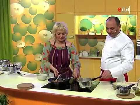 Супы пюре из овощей