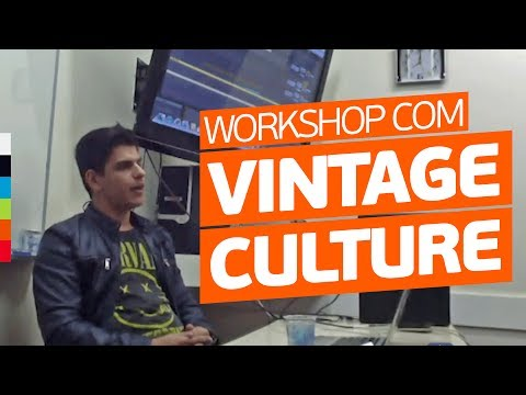 Workshop CE AIMEC com Vintage Culture