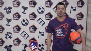 Даниил Ковалев - тренер команды Чемпионика