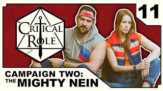 Zemnian Nights | Critical Role | Campaign 2, Episode 11