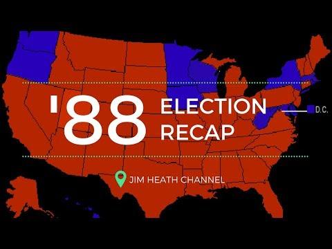 Election '88 Recap