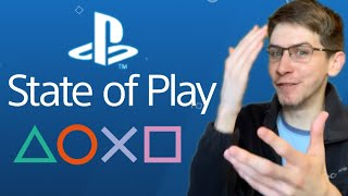PlayStation's First Nintendo Direct Just Went Down! (State of Play Thoughts!)
