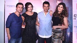 uncut hate story 3 movie success party zarine khan daisy shah sharman joshi