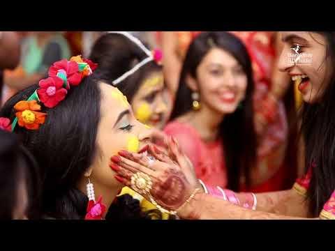 Wedding highlight 2017 Karishma & Parth Disha&Parth