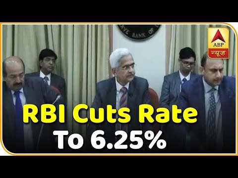 Loan Interests To Fall As RBI Cuts Rate To 6.25%, Shifts Stance | ABP News