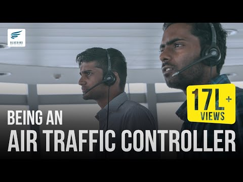 Being an Air Traffic Controller | India | Short Film