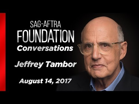 Conversations with Jeffrey Tambor