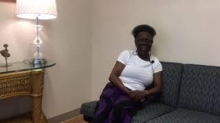 Patient Testimonial:  Appetite