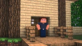 summer is comming minecraft animation