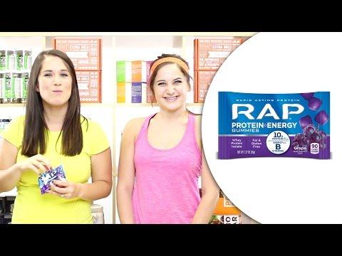 Bulu Box – The Scoop: Tasty Protein Energy Gummies -RAP Protein