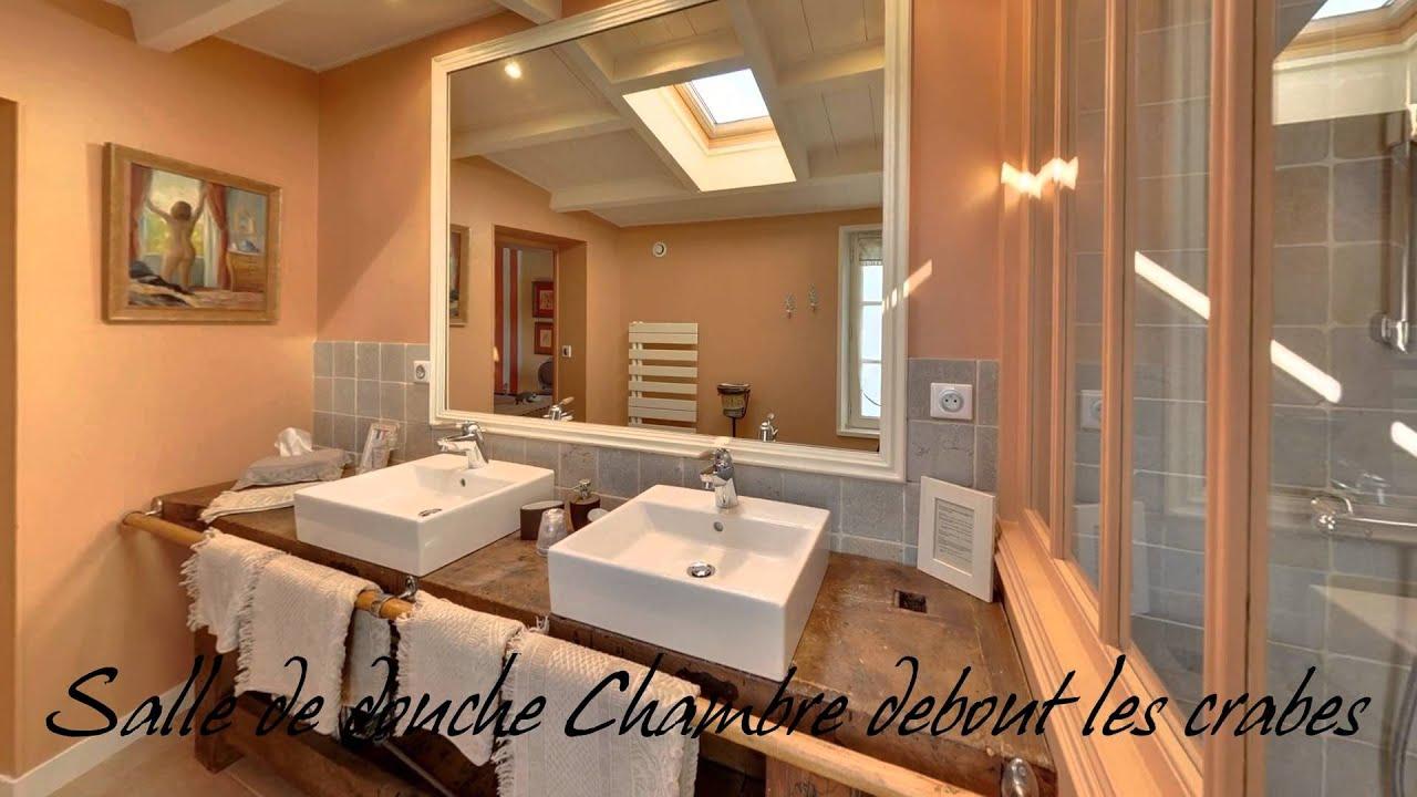 visite virtuelle la maison au figuier maison d hotes ile de re youtube. Black Bedroom Furniture Sets. Home Design Ideas