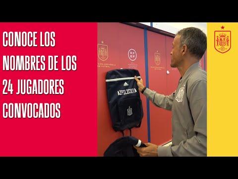 Luis Enrique pasa lista para la 'vuelta al cole': conoce a los 24 convocados | 🔴 SEFUTBOL