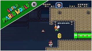 Rush Hour (2013)   Super Mario World Hack