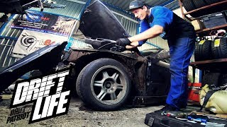 DRIFT LIFE #16 - Cars Service + Test ! BMW E36 & E46