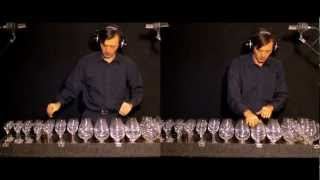The Moldau on glass harp-B. Smetana-Robert Tiso
