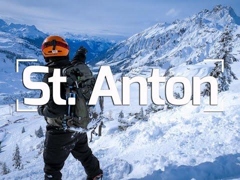 ST ANTON, AUSTRIA: POWDER & PARTY