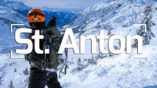Ski Austria - ST ANTON, AUSTRIA: POWDER & PARTY