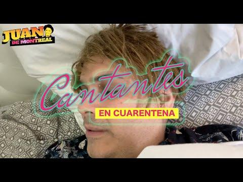 Historia de los Cantantes en Cuarentena