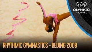 Women's Rhythmic Gymnastics Individual All Around Final | Beijing 2008 Replays