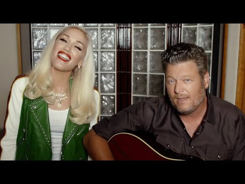 Blake-Shelton-Happy-Anywhere-feat.-Gwen-Stefani-Acoustic