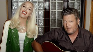 Blake Shelton - Happy Anywhere (feat. Gwen Stefani) (Acoustic) YouTube Videos