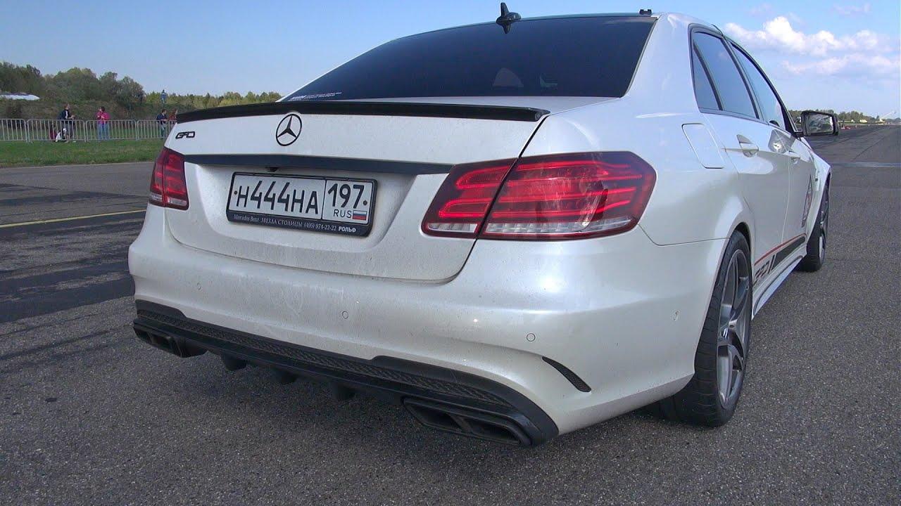 900hp Mercedes Benz C63 Amg Gad Motors E63 S Amg Gad