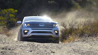Ford Expedition (2018) Off-Road Test Drive