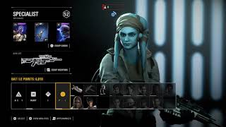Killing Bossk and Vader at full health with Specialist Melee  l  Battlefront II
