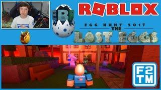EBR Egg / The Amber Egg Found | Roblox Egg Hunt 2017: The Lost Eggs #12
