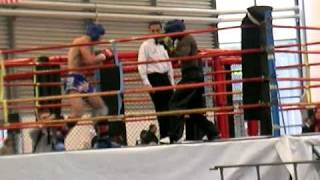 Williams illemay vs Ukraine en italie WTKA.part2