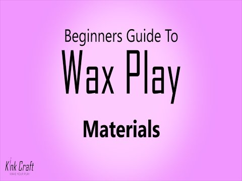 How To Use Bondage Candles For Hot Wax Play
