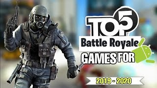 5 New Battle Royale Games For Android  Ios With Download Links 2019 - 2020 New Survival Games